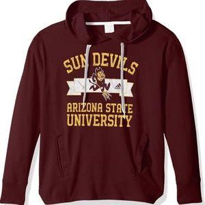 Women's Adidas Arizona Sun Devils Fleece Hood XL